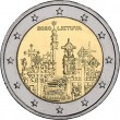 Lithuania, 2 Euro 2020, Hill of Crosses