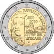 Vatican, 2 Euro 2020, 500 Years Since the Death of Raphael