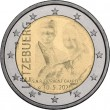 Luxembourg, 2 Euro 2020, Birth of Prince Charles