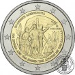 Greece, 2 Euro 2013, Union of Crete with Greece