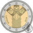 Latvia, 2 Euro 2018, Centenary of the Baltic States
