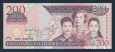 Dominican Rep., 200 pesos 2007